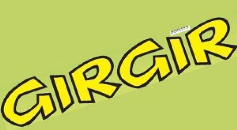 'Paralel maymun, Kürt zebra'nın hücresine konuluyor... Gırgır'ın kapağında!