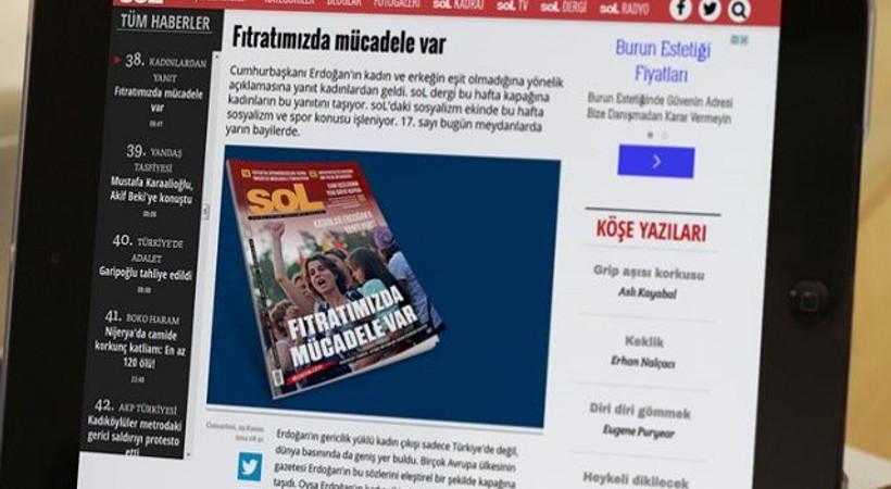 Muhalif sitenin çalışanlarına tehdit: Ölümle cezalandırılacaksınız