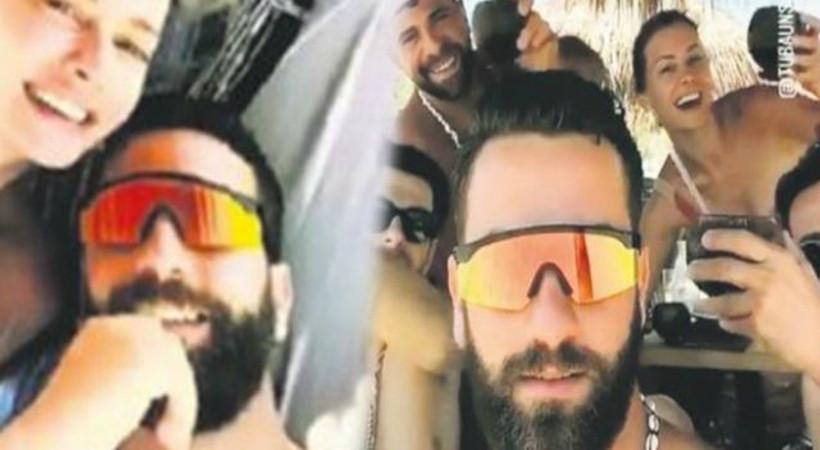 Tuba Ünsal, Mirgün Cabas'ı çabuk unuttu