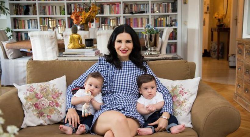 'Hayatım ikizlerimle tamamen değişti'
