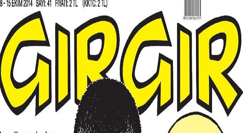 Obama, Davutoğlu'na 'yeni Türkiye'yi gösteriyor! Gırgır'ın kapağında