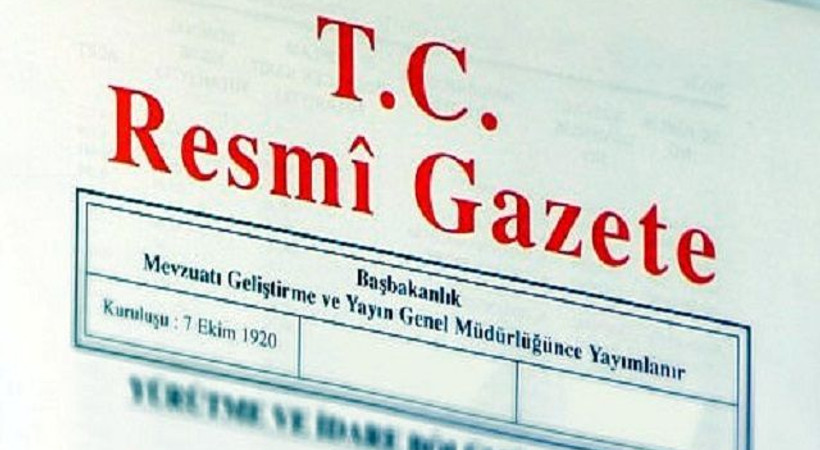 Resmi Gazete'ye sansür!