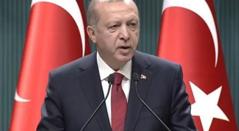 Cumhurbaşkanı Erdoğan açıkladı: Erken seçime gidiyoruz!