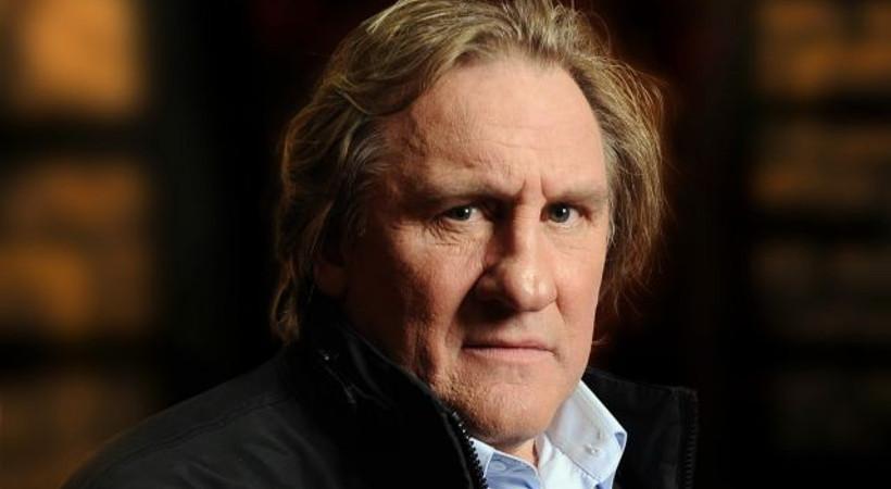 Ünlü aktör Gerard Depardieu ülkesine ateş püskürdü!