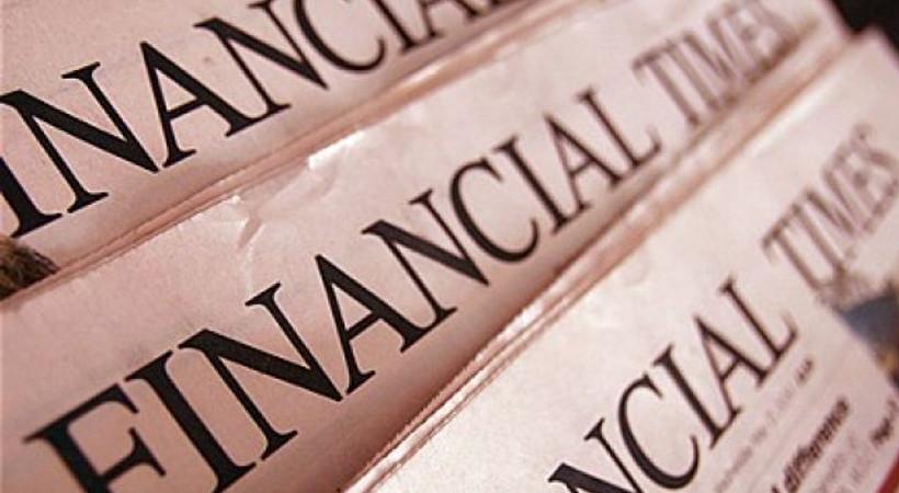 Arınç - Gökçek kavgası Financial Times sayfalarında: Anlaşmazlık büyüyor