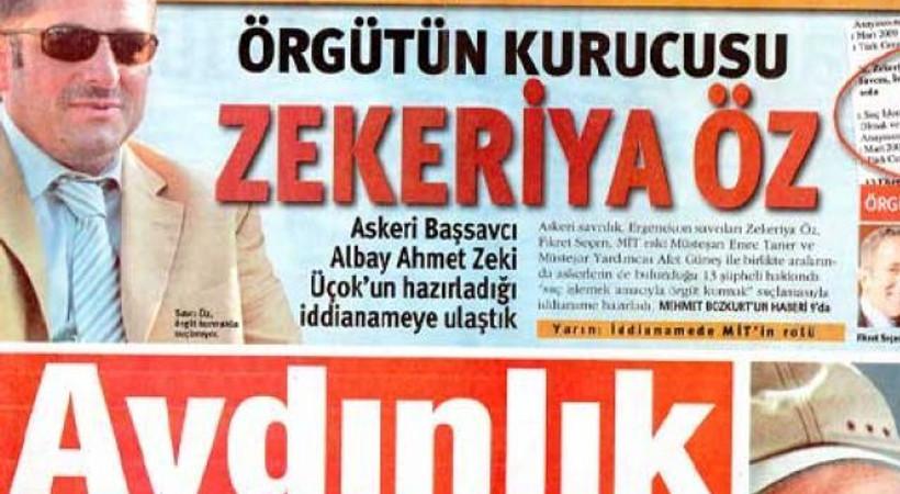 Basın Konseyi Zekeriya Öz'ün Aydınlık hakkındaki başvurusunu reddetti