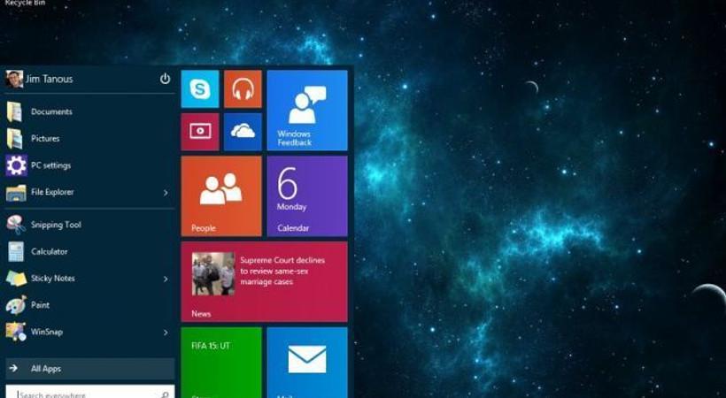 Windows 10'a yeni güncelleme!