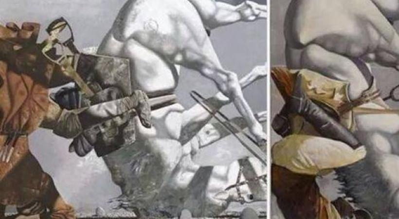 """""""Birinci seçilen resim orjinal değil"""" iddiası"""