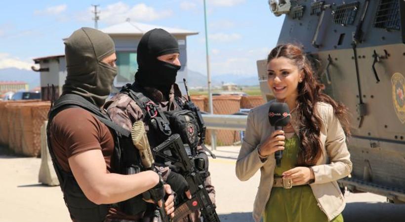 Semra Güzel'den polislere özel program!