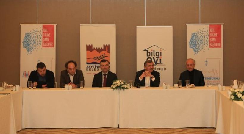 34 öykü yazarı İstanbul'da buluşuyor!