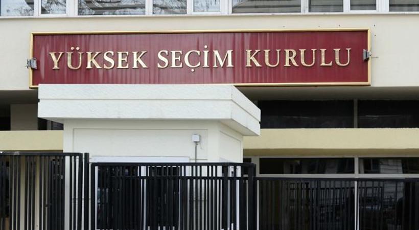 YSK'den İstanbul seçimiyle ilgili flaş karar!