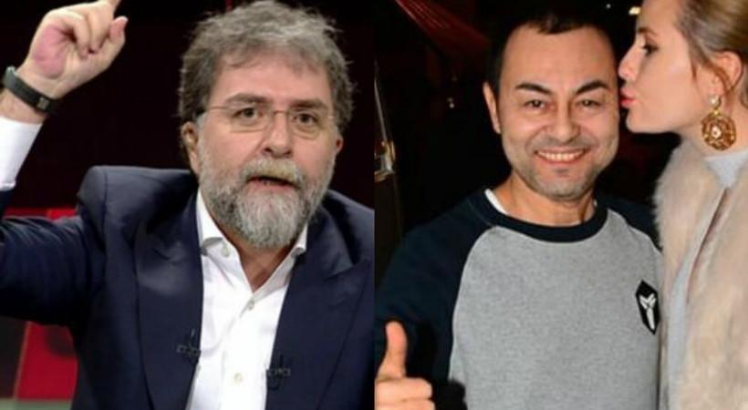 Ahmet Hakan, Serdar Ortaç'ı hangi konuda ikaz etti?
