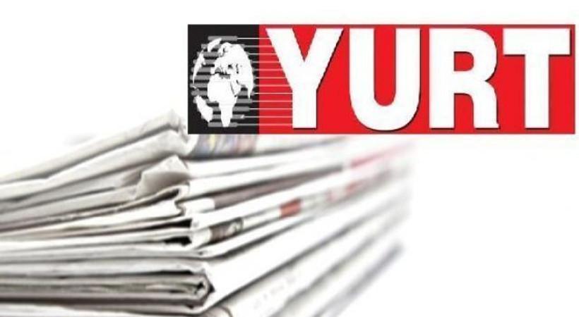 Yurt Gazetesi'nde flaş ayrılık! Hangi isim veda etti?