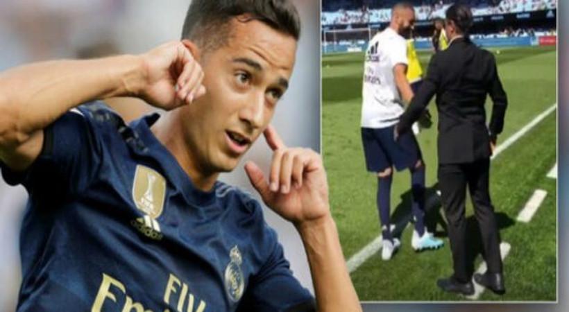 Real Madrid maçında Nusret sürprizi!