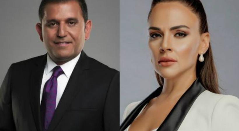 Buket Aydın'dan Fatih Portakal'a canlı yayında yanıt!