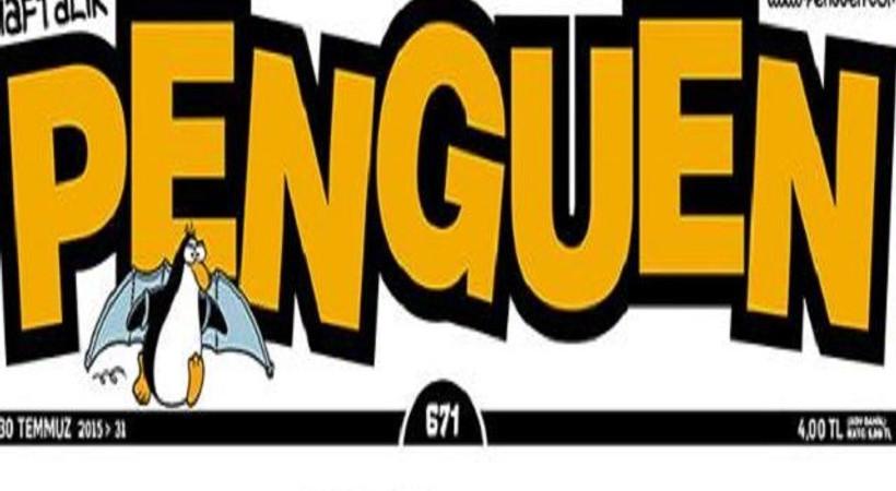 Davutoğlu'nun kamuoyu yoklaması Penguen'e kapak oldu