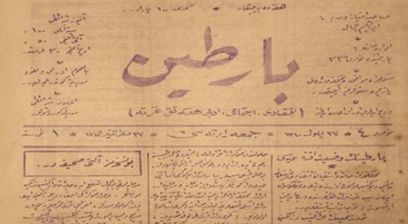 Anadolu'nun ilk yerel gazetesi 92 yaşında!