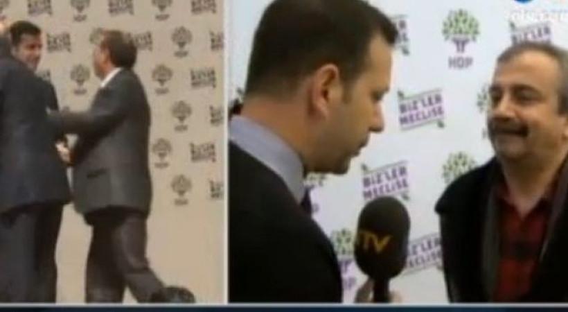 Sırrı Süreyya Önder'den NTV'ye şok gönderme: Hazır canlı yayındayken...