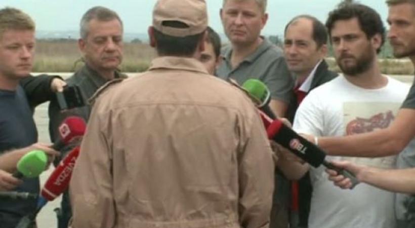 Kurtarılan pilot Rus medyasına konuştu: Türkiye'den hiçbir uyarı almadık