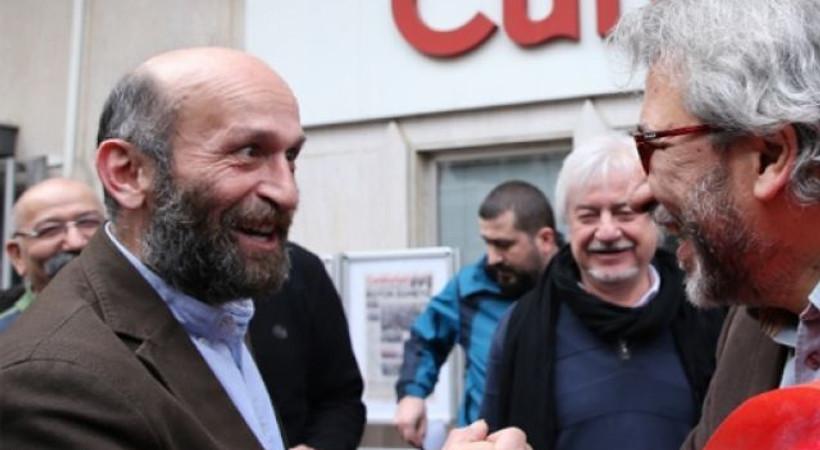 'Can Dündar ve Erdem Gül'ün tutuklu mu, tutuksuz mu yargılanacağına Diyanet karar versin!'