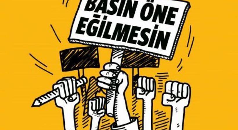 TGS'den hapisteki gazeteciler için eylem çağrısı