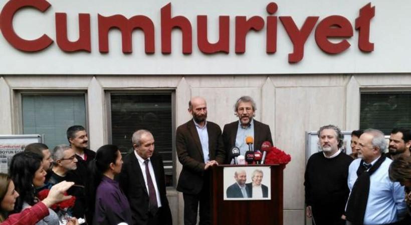 135 Alman milletvekilinden Erdoğan'a mektup: 'Can Dündar ve Erdem Gül davasına son verin!'
