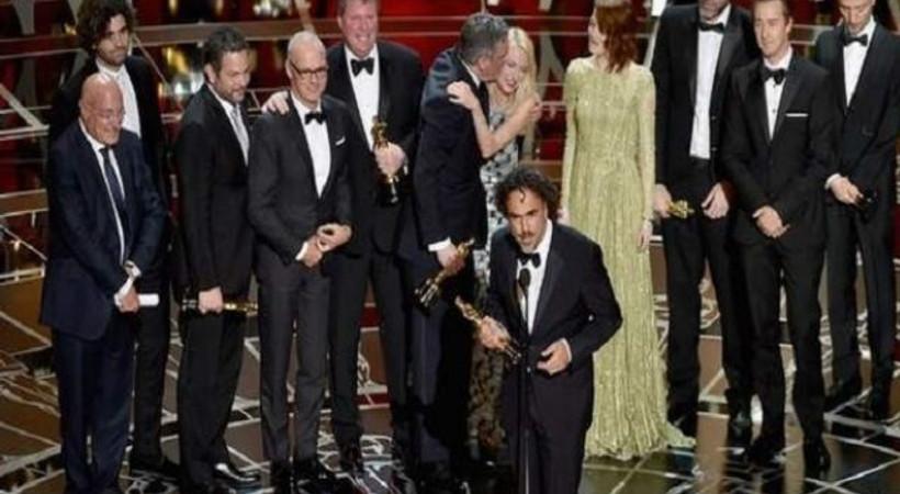 Ve Oscar'lar sahipleriyle buluştu