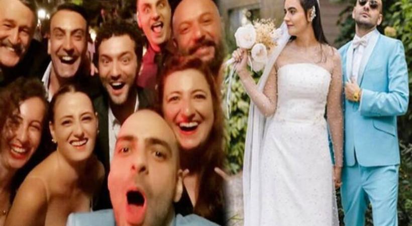 Bartu Küçükçağlayan evlendi!
