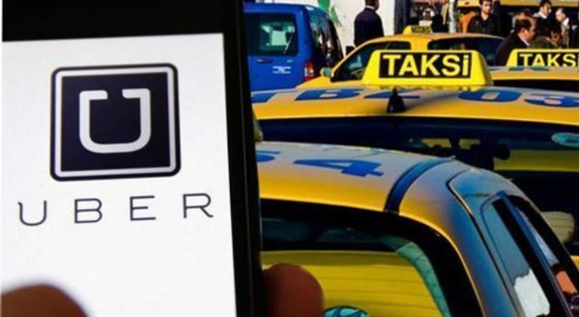 Taksici - UBER kavgasında ilk karar çıktı!