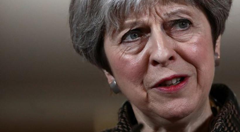 İngiltere Başbakanı May'den Kaşıkçı açıklaması