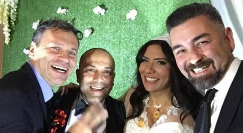 Şarkıcı Işın Karaca evlendi