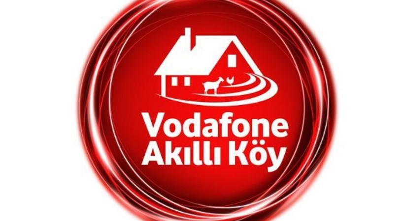 Vodafone ve Netafim'den 'Akıllı Köy' işbirliği