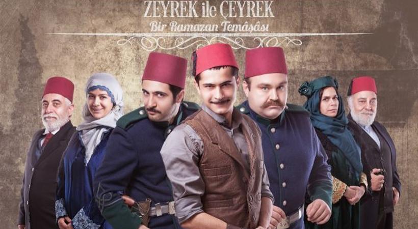 Osmanlı komedisi seyirci ile buluştu
