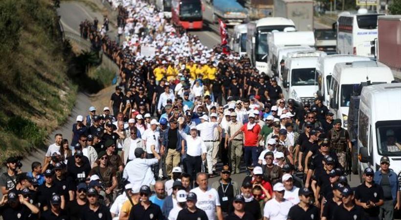 Ahmet Hakan: Adalet Yürüyüşü'nün fena hırpaladığı isimler
