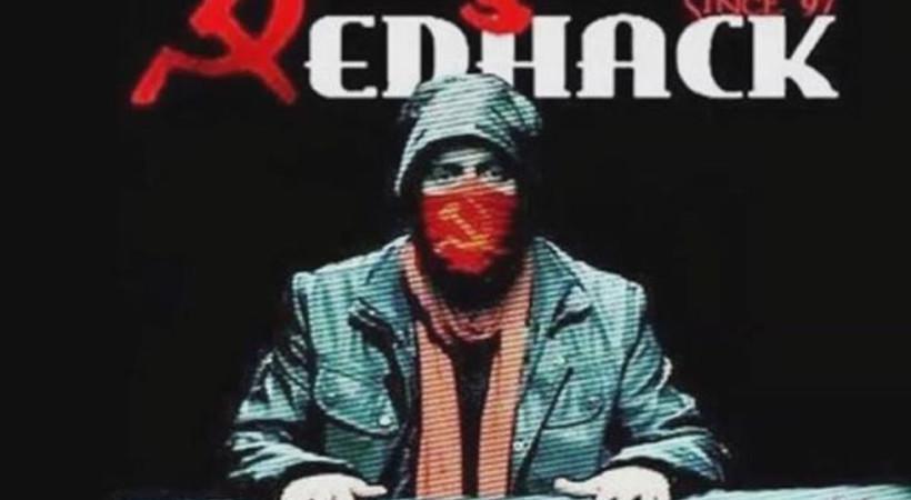 RedHack bu kez Berkin Elvan için hack'ledi, bu mesajı bıraktı!