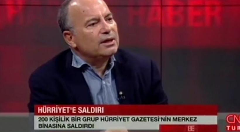 Sedat Ergin'den saldırı açıklaması: AKP'den kimse geçmiş olsun demedi!