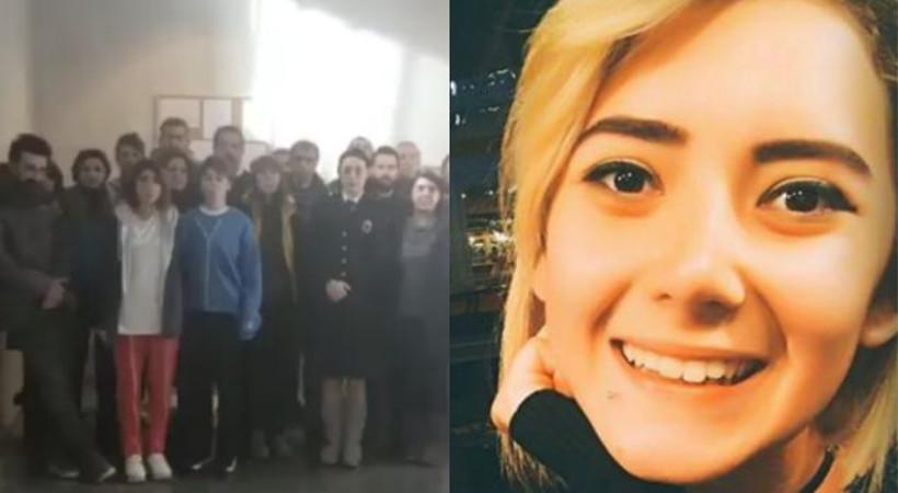 Avlu ekibinden 'Şule Çet için adalet istiyoruz' videosu!
