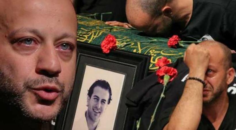 Gözyaşları sel oldu! Arda Öziri'ye acı veda...