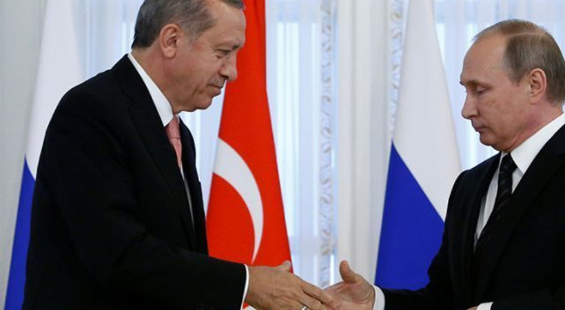 Financial Times'tan 'Putin-Erdoğan görüşmesi' yorumu!
