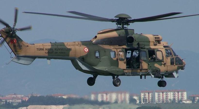 Şırnak'ta askeri helikopter düştü: 13 asker şehit!