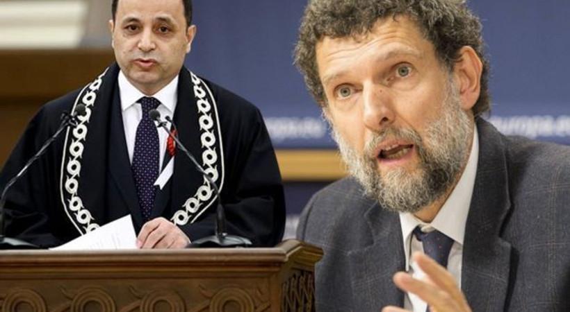 AYM Başkanı Zühtü Arslan'dan Osman Kavala açıklaması