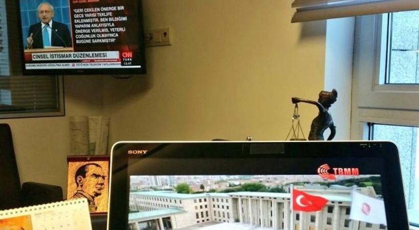 'Meclis TV'nin sansürüyle gerçekleri gizleyemezsiniz'