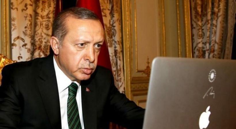 Erdoğan, Twitter ve Facebook üzerinden şifreli mesaj verdi!