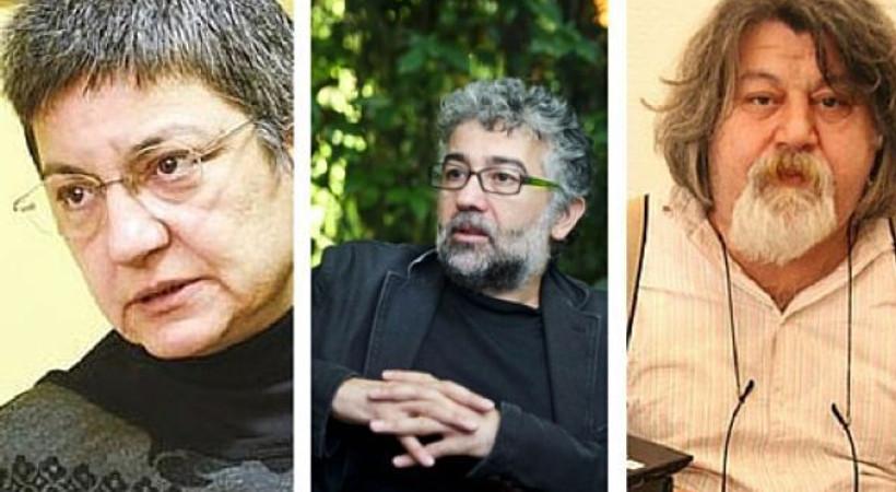 Özgür Gündem nöbetinde 3 yayın yönetmeni hakkında tutuklama kararı verildi!
