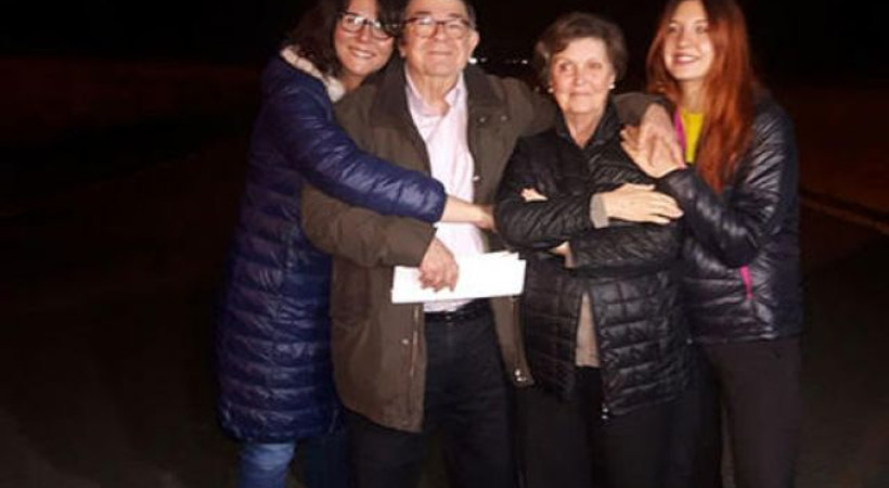 Gazeteci Şahin Alpay'a ev hapsiyle tahliye!