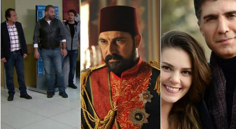 Arka Sokaklar, Payitaht Abdülhamid, İstanbullu Gelin... Cumanın birincisi hangisi oldu? İşte, sonuçlar...