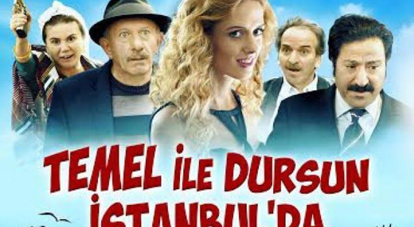 'Temel ile Dursun İstanbul'da' Peki ne zaman vizyonda?