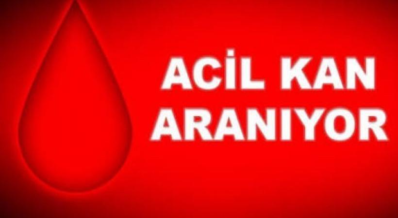 Mehmet Siraç Dal için kan aranıyor!