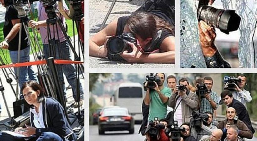 TGS'den gazetecilere iş güvenliği eğitimi!