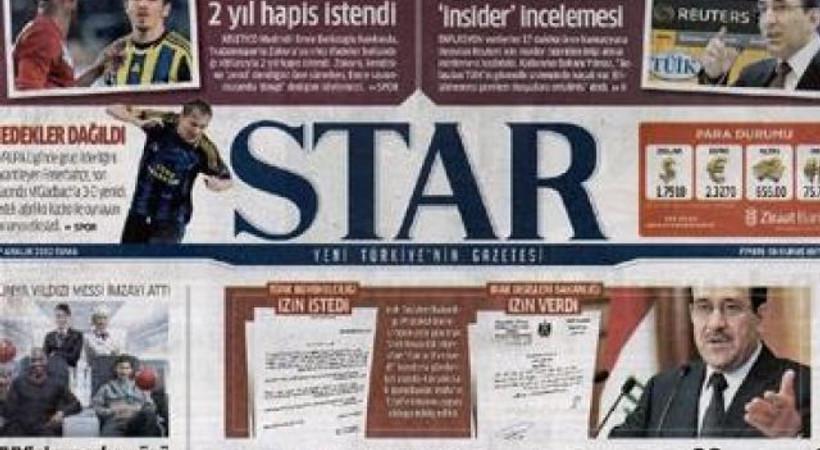 Star gazetesinde üst düzey ayrılık! Hangi isim görevi bıraktı?